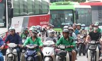 Ô nhiễm không khí diễn ra trên diện rộng ở miền Bắc, nhất là Thủ đô Hà Nội. Ảnh: Như Ý