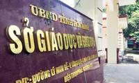 Trụ sở Sở GD&ĐT tỉnh Hòa Bình. Ảnh: Nguyễn Hoàn