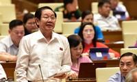 Bộ trưởng Lê Vĩnh Tân