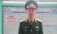 Thượng úy Nguyễn Sỹ Dũng – Đại đội trưởng Đại đội BB2
