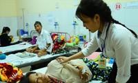 Bệnh nhân suy kiệt, thiếu thuốc tại BV Đa khoa tỉnh