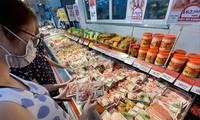 Giá lợn trên thị trường đang ở mức cao chưa từng có; trong khi nguồn lợn trong dân không đủ đáp ứng nhu cầu. Ảnh: Như Ý