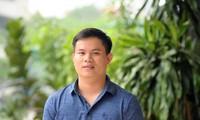 Đặng Hồng Ngà(SN 1992), chuyên viên công nghệ thông tin của Trung tâm Quản lý và Khai thác nhà – Sở Xây dựng TP Đà Nẵng