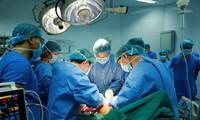Bác sĩ Bệnh viện T.Ư Quân đội 108 ghép tạng