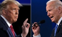 Ông Trump và ông Biden đã lập hai kỷ lục trái ngược