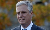 Cố vấn an ninh quốc gia Mỹ Robert O'Brien. Ảnh: Reuters