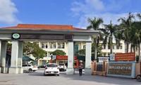 Trụ sở Bệnh viện Đa khoa Thanh Hóa