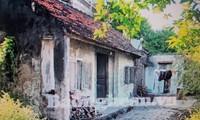 Ngôi nhà ở làng biển Quỳnh Lưu mà đồng chí Cay Xỏn từng ở