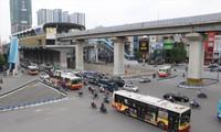 Hà Nội lên 3 kịch bản kết nối đường sắt Cát Linh - Hà Đông với xe buýt