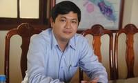"""Lê Phước Hoài Bảo, người từng được biết đến là """"giám đốc sở trẻ nhất nước"""" nhờ sự vun vén của cha mình là ông Lê Phước Thanh. Ảnh: T.H"""