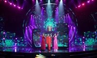 Bộ ba diva Hồng Nhung - Thanh Lam - Hà Trần lần đầu kết hợp trong chương trình Chào VTV Newyear Concert