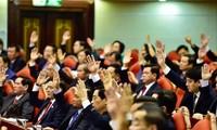 Hội nghị Trung ương 11 đã thảo luận, cho ý kiến bước đầu về các dự thảo văn kiện trình Đại hội XIII của Đảng