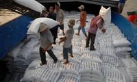 """Doanh nghiệp đề nghị hủy kết quả mở khai hải quan 400 nghìn tấn gạo """"lúc nửa đêm"""". Ảnh: Phương Chăm"""