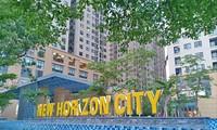 Cư dân chung cưNew Horizon City (87 Lĩnh Nam, Hoàng Mai, Hà Nội)đã đóng hết tiền nhưng chủ đầu tư chưa làm sổ đỏ nhiều năm