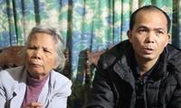 Mẹ con bà Đặng Thị Nga, Trịnh Huy Dương bị kết tội oan giết chồng, giết cha