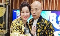 Vợ chồng Đường 'Nhuệ' trước khi bị bắt