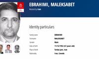 Maleksabet Ebrahimi, nằm trong danh sách truy nã của Interpol vì tội rửa tiền và gian lận ở Iran và Canada, là một trong những người được cấp hộ chiếu Síp. Ảnh: Al Jazeera