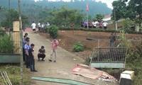Hiện trường vụ sập cổng trường đè chết 3 học sinh, 3 em nhập viện cấp cứu