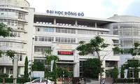 Trụ sở trường Đại học Đông Đô