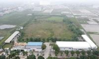 Toàn cảnh dự án bệnh viện trăm tỷ bỏ hoang, nhìn từ trên cao