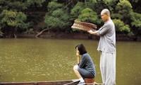 Một cảnh trong phim Xuân, Hạ, Thu, Đông... rồi lại Xuân