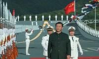 CMC dưới sự lãnh đạo của Chủ tịch Trung Quốc Tập Cận Bình được trao quyền lớn hơn. Ảnh: Xinhua