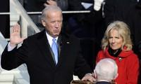 Ông Joe Biden nhậm chức Phó Tổng thống Mỹ năm 2013.