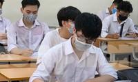 Tham gia kỳ thi tuyển sinh riêng, thí sinh thêm một cơ hội để xét tuyển vào các trường ĐH. Ảnh: Diệp An