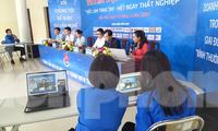 Trung tâm Dịch vụ việc làm thanh niên tỉnh Bắc Ninh tổ chức giới thiệu việc làm online