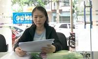 Cô giáo Nguyễn Thị Hoa Anh.