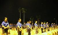 Đắk Lắk: Những ngọn nến thắp sáng 2.306 phần mộ liệt sỹ