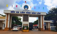 Bến xe Buôn Ma Thuột (Đắk Lắk)