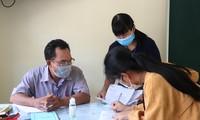 Thí sinh Đắk Lắk dự thi tốt nghiệp THPT đợt 2