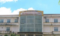 Trung tâm Y tế huyện Tuy Đức- nơi nữ sinh N thực hiện cách ly