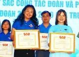 Các cá nhân nhận kỷ niệm chương của Trung ương đoàn