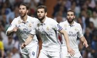 Cả Ramos, Nacho và Carvajal đều khó có thể ra sân