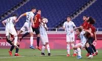 Bất lực trước Tây Ban Nha, Olympic Argentina cay đắng xách vali về nước