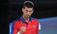 Novak Djokovic không cho đối thủ cơ hội phản kháng