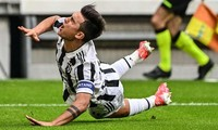 Juventus mất hai tiền đạo chủ lực trước đại chiến với Chelsea
