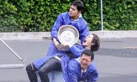 Tập mở màn Running Man Việt mùa 2 bị chê