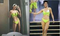 H'Hen Nie tung ảnh bikini từ thời thi hoa hậu, gây choáng với vòng eo 'con kiến'
