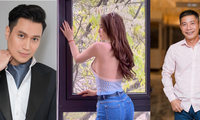 Quỳnh Nga đăng ảnh sexy, Việt Anh bình luận 'thả thính'