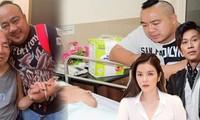 Hoài Linh cùng loạt sao Việt tiếc thương nghệ sĩ Đức Lang - bố Hiếu Hiền qua đời