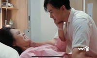 Hương vị tình thân: 'Ông xã' của Thu Quỳnh xúc động xem lại cảnh vợ nhập viện tới 5 lần