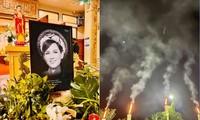 Thúy Nga tiết lộ chi tiết đặc biệt xuất hiện cuối tang lễ của Phi Nhung ở Mỹ