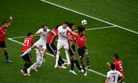 Ai Cập sẽ bị loại nếu Uruguay có điểm trước Saudi Arabia.