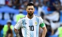 Lionel Messi không còn cơ hội vô địch World Cup.
