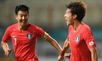 Olympic Hàn Quốc thắng nghẹt thở Olympic Uzbekistan