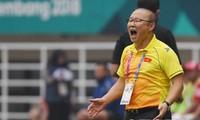 Báo Hàn Quốc tiếc cho thầy trò Park Hang Seo