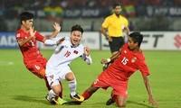 Tuyển Việt Nam đã có trận đấu rất vất vả trước Myanmar
